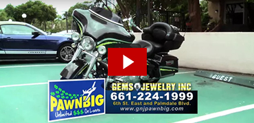 Gems & Jewelry Commercial
